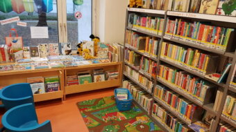 Städtische Bücherei Fasangasse